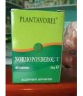 Normoponderol V x 40cp CUTIE  PLANTAVOREL