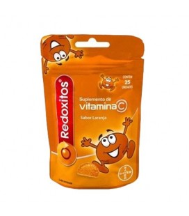 Redoxitos vitamina C 30mg x 25 jeleuri CADOU