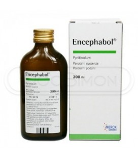 ENCEPHABOL 80,5 mg/5 ml X 1 SUSP. ORALA 80,5mg/5ml CHIMIMPORT