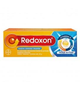 Redoxon Triple Action x 10cp.eff
