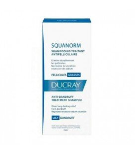 DUCRAY Squanorm matreata grasa x 200ml
