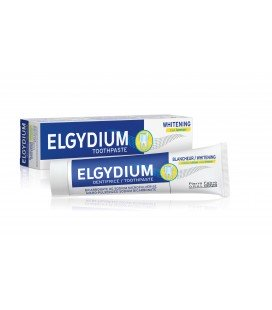ELGYDIUM Pasta dinti albire Lemon x 75ml