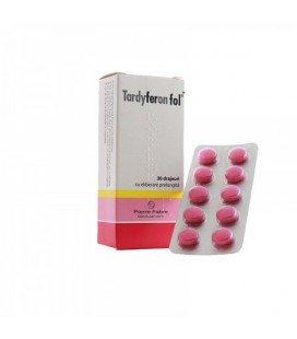 TARDYFERON FOL (R) X 30 DRAJ. ELIB. PREL. PIERRE FABRE