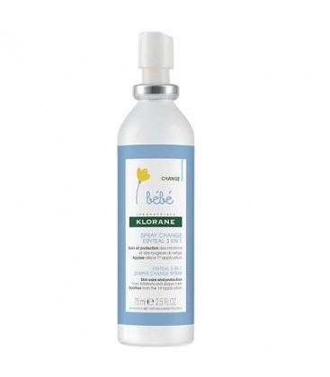 KLORANE Bebe spray reparator Eryteal x 75ml PIERRE FABRE