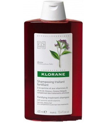 KLORANE Sampon Quinine+ vit B6 x 400ml PIERRE FABRE
