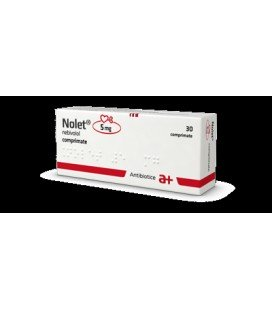 NOLET 5 mg X 30 COMPR