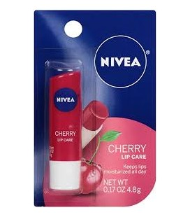 NIVEA Lip Care Cherry x 4,8g 85077