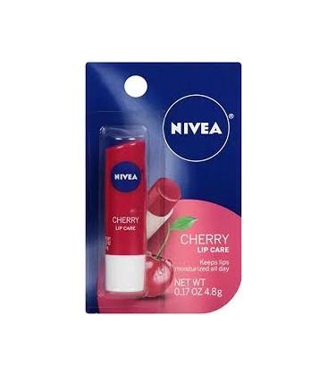NIVEA Lip Care Cherry x 4,8g 85077