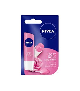 NIVEA Lip Care Rose x 4.8g