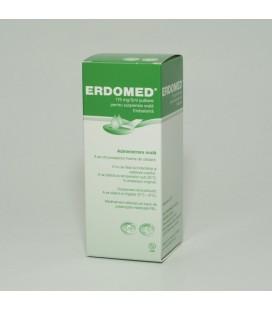 ERDOMED 175 mg/5 ml X 1 PULB. PT. SUSP. ORALA