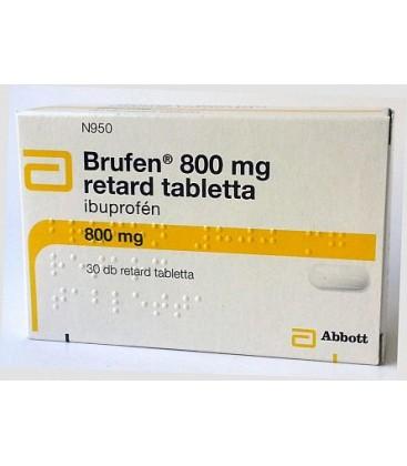 BRUFEN RETARD 800 mg X 30 COMPR. ELIB. PREL. 800mg ABBOTT