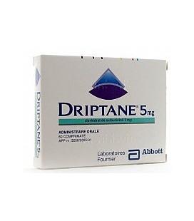 DRIPTANE  5 mg X 60 COMPR. 5mg