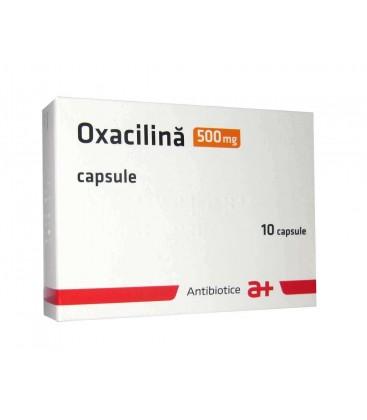 OXACILINA 500 mg X 10 CAPS