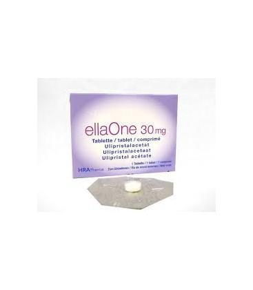 ELLAONE 30 mg X 1 COMPR. FILM.