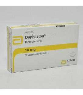 DUPHASTON 10 mg X 20 COMPR. FILM. 10mg ABBOTT