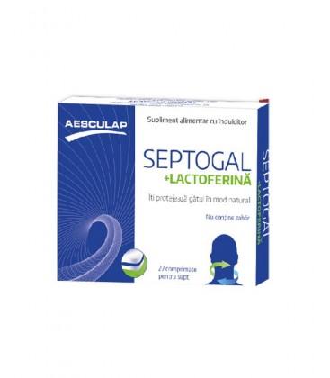 Septogal+lactoferina x 27cp