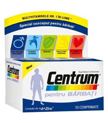 CENTRUM PENTRU BARBATI x 30CP