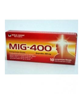 MIG-400 X 10 COMPR. FILM.