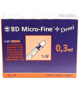 Ac micro-fine 0.3mm x 8mm x 1buc