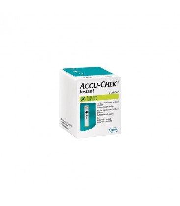 Accucheck Teste  Instant x 50 buc