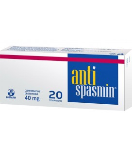 ANTISPASMIN 40 mg X 20 COMPR
