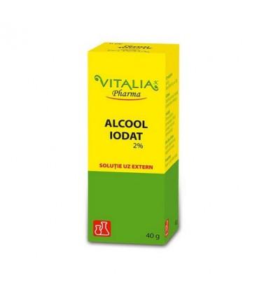 Alcool iodat 2% x 40g CUTIE  ESTRADE