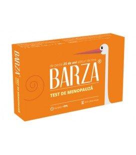 BARZA Test pentru depistarea menopauzei