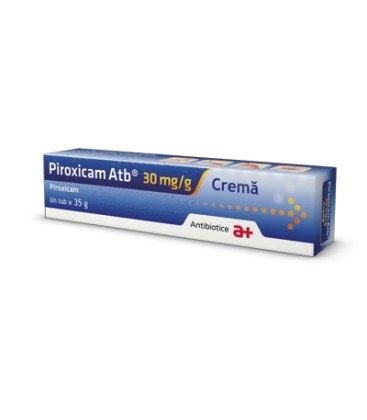 PIROXICAM ATB 30mg/g CREMA