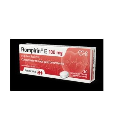 ROMPIRIN E 100 mg X 30 COMPR. FILM. GASTROREZ.