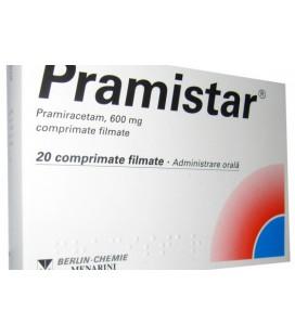 PRAMISTAR X 20 COMPR. FILM.