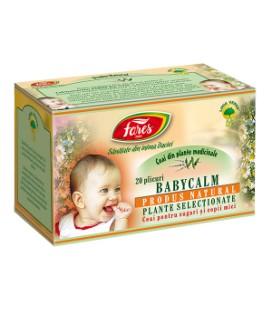 Ceai Baby Calm x 20dz