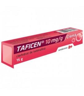 TAFICEN 10 mg/g CREMA