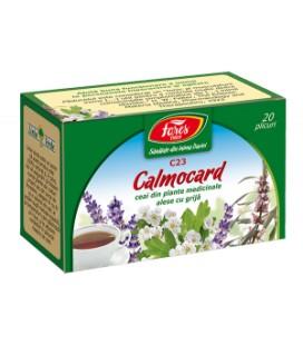 Ceai Calmocard x 20dz