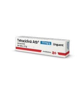 TETRACICLINA ATB 30 mg/g X UNGUENT