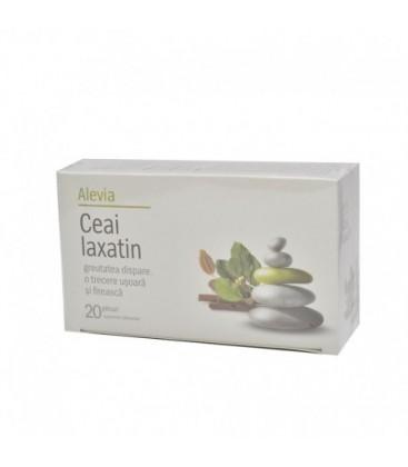 Ceai Laxatin x 20pl cutie  ALEVIA