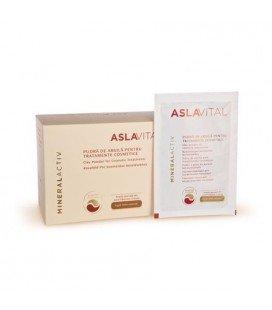 ASLAVITAL Argila pudra 20g x 10pl
