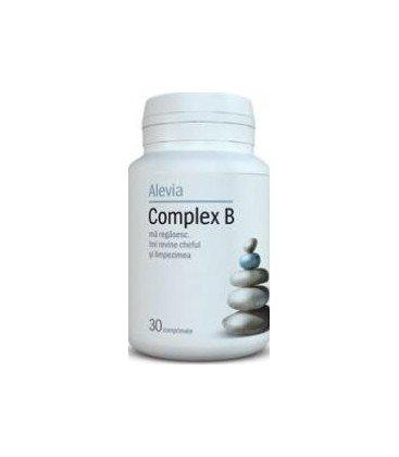 Complex B x 30 cp Cutie  ALEVIA