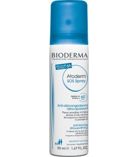 BIODERMA Atoderm SOS spray x 50ml CUTIE  BIODERMA