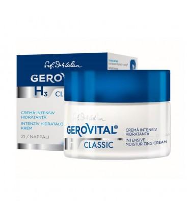 GEROVITAL H3C Crema intensiv hidratanta zi x 50ml