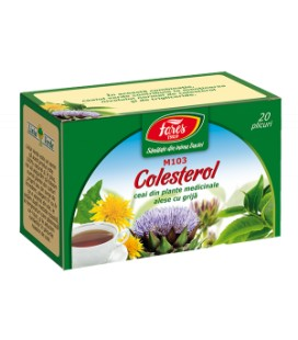Ceai colesterol x 20dz