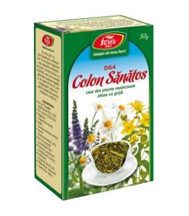 Ceai colon sanatos x 50g