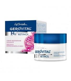 GEROVITAL H3R Crema regenerare avansata x 50ml