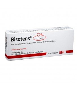BISOTENS 5 mg X 30 COMPR. FILM.