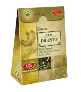 Ceai digestiv (Ceaiul D) x 50g