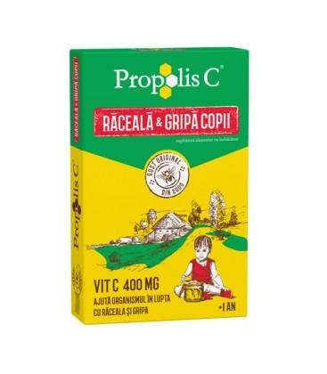 Propolis C raceala si gripa copii x 8buc