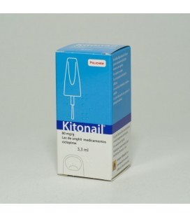 KITONAIL 80 mg/g X 1 LAC UNGHII MEDICAMENTOS