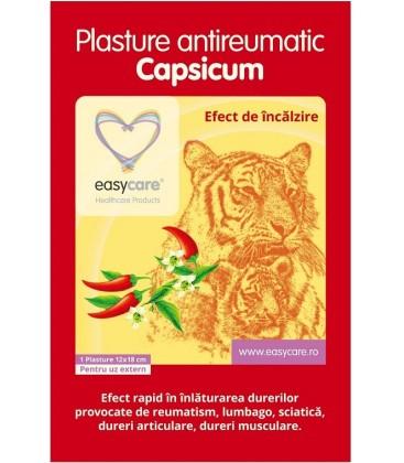 EASYCARE Plasture antireumatic cu capsicum x 1buc