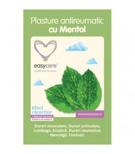 EASYCARE Plasture antireumatic cu mentol x 1buc