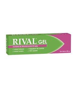 RIVAL 20 mg/g X 20G