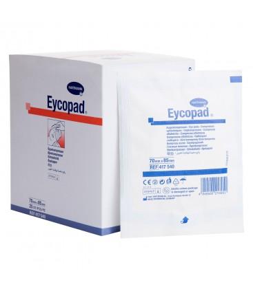 EYCOPAD Comprese sterile ochi 70mm x85mm x 25buc